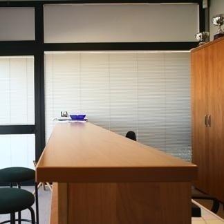 scrivania in ufficio Thermoservice