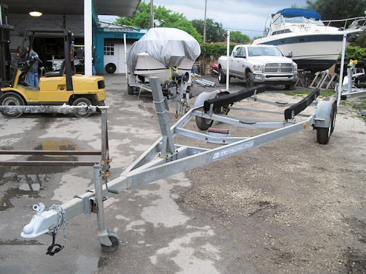 Used Boat Trailers for Sale (866-536-2015) by SEA-TECH ...