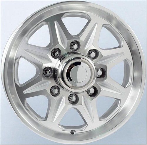 T04 8-Spoke Aluminum Wheel