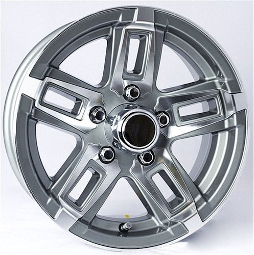 T06 5-Spoke Aluminum Wheel