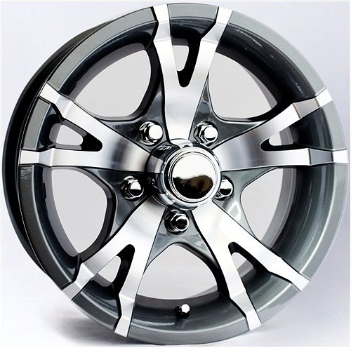 T07 5-Spoke Aluminum Wheel