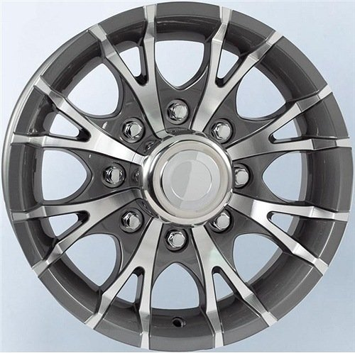 T07 8-Spoke Aluminum Wheel