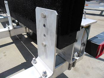 Main Bunk Mounting Brackets