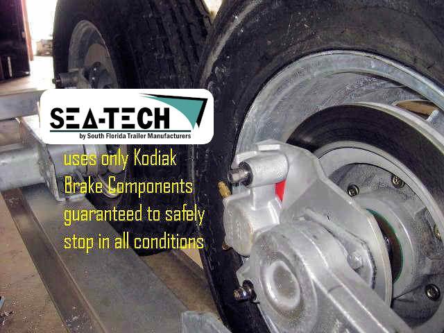 Kodiak Disc Brakes