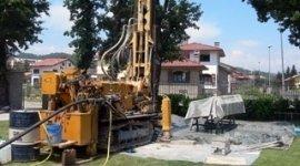 scavi, pozzi ad uso domestico, perforatrici professionali
