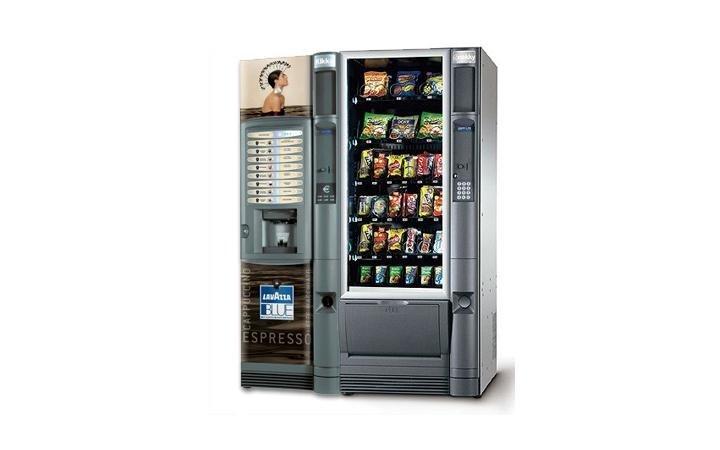 distributori per snack e bevande
