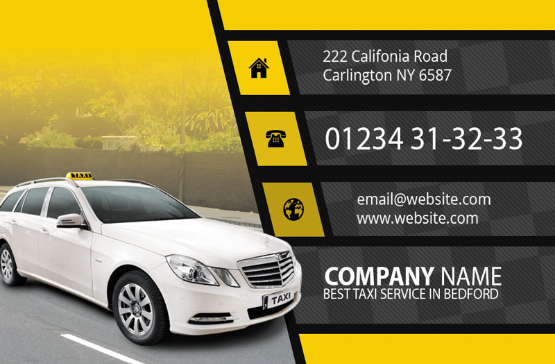 Taxi business cards t27 reheart Choice Image