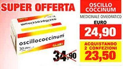 medicinali per omeopatia