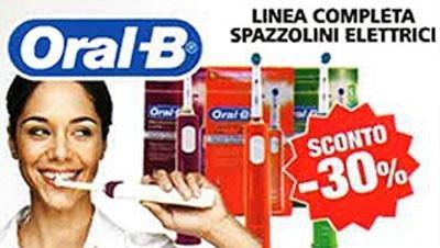 spazzolini oral b