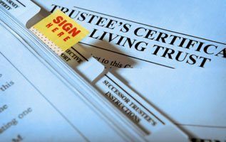 Living Trust image
