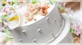 realizzazione torte nuziali
