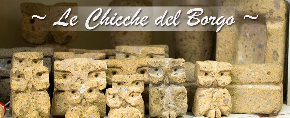 artigianato pitigliano - Le Chicche del Borgo, Pitigliano (GR)