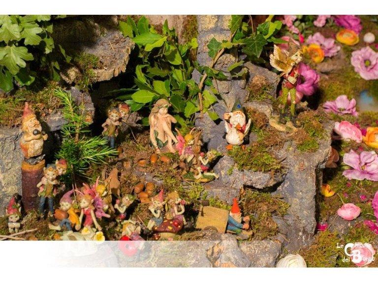 La Grotta Magica - Le Chicche del Borgo, Pitigliano (GR)