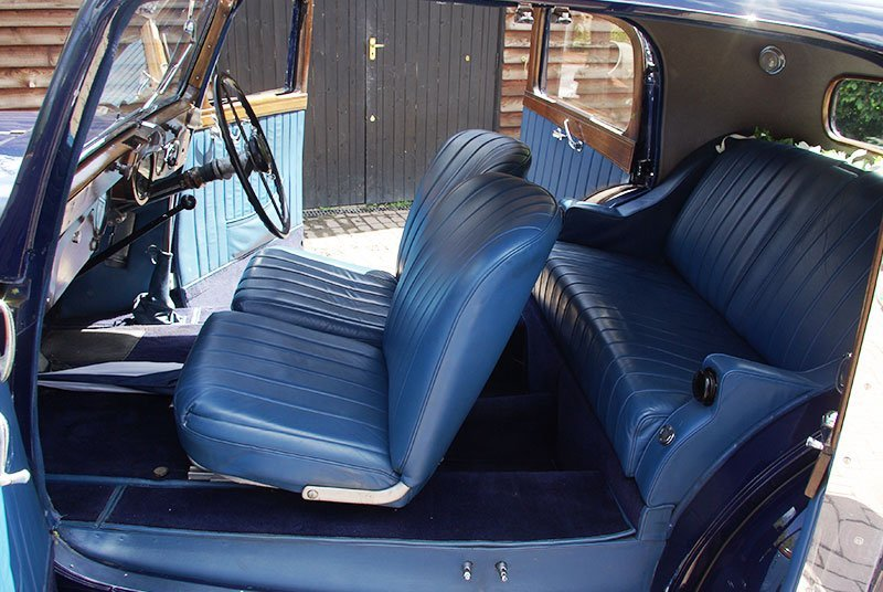 comfortable car interiors