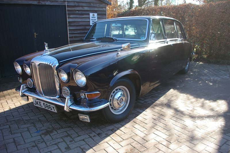 Daimler car
