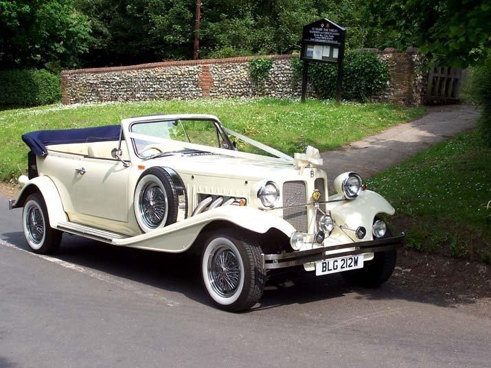 Beauford 2 door car