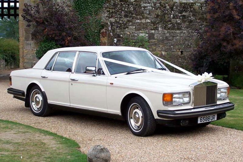 1990 Rolls Royce