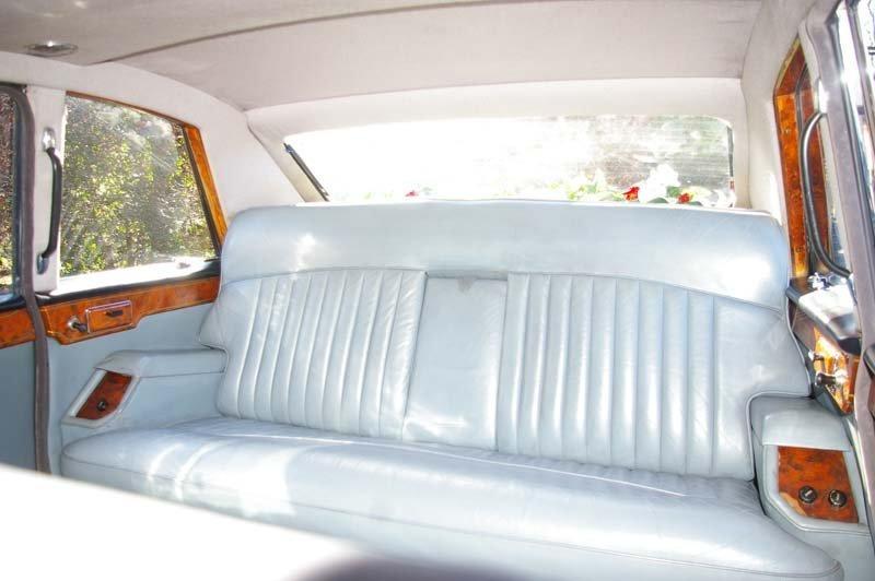 grey leather interiors