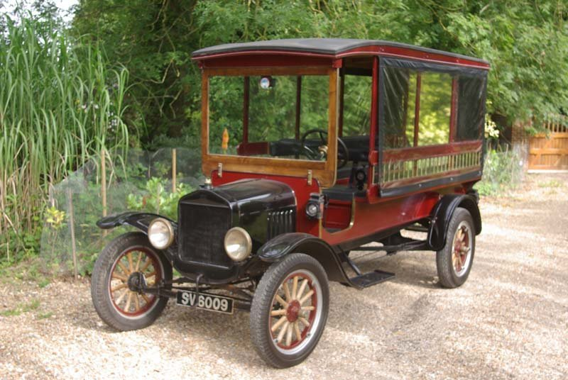 1916 Ford