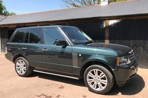SUV for hire