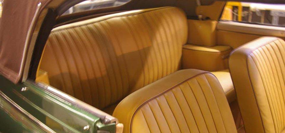 ultra-luxury seats