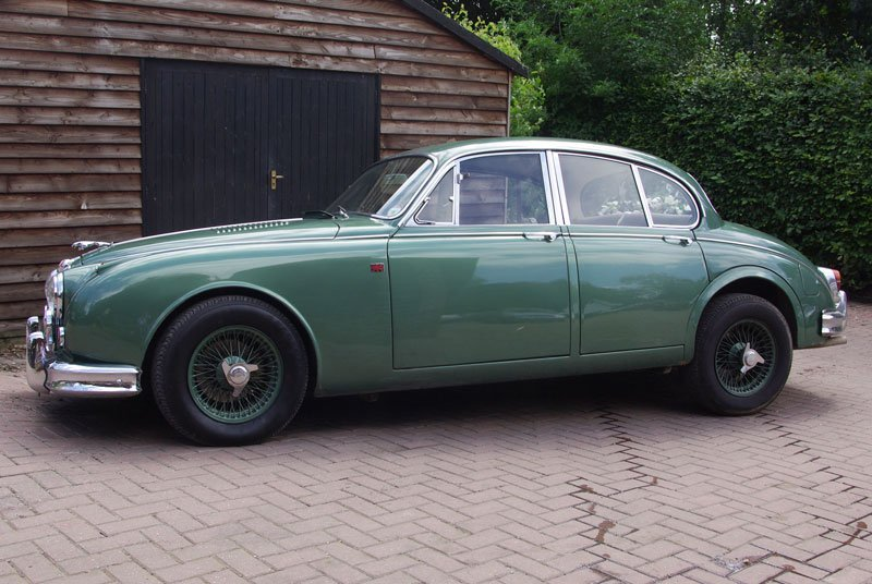 1960 Jaguar