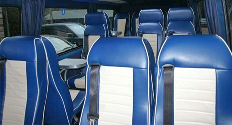 comfortable leather seats