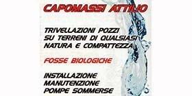 installazione pompe sommerse roma