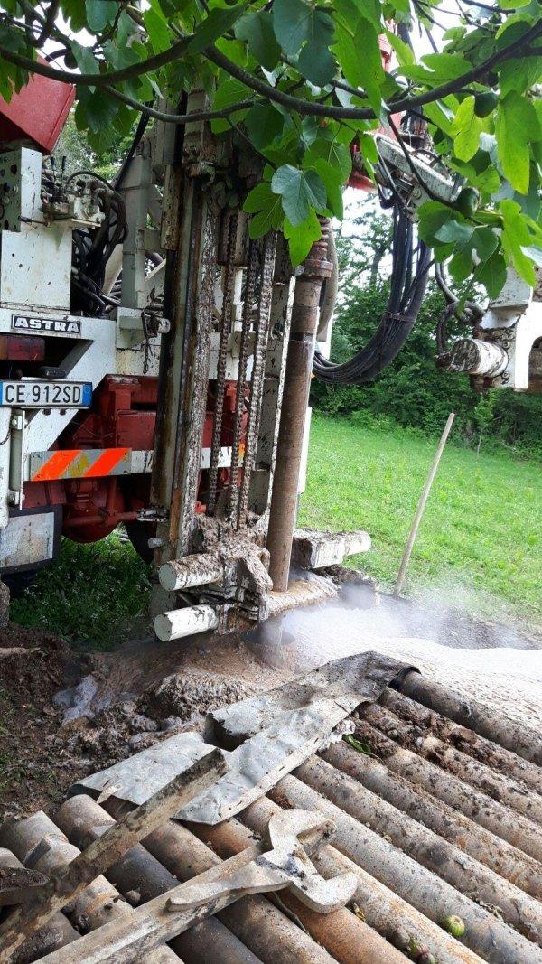 Servizi di trivellazione e manutenzione pozzi