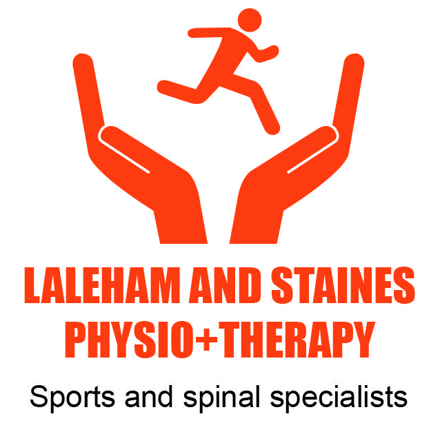 Laleham & Staines Physiotherapy Company Logo