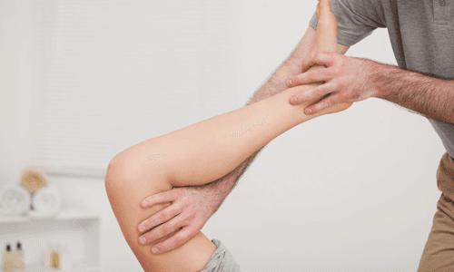 leg injury treatment