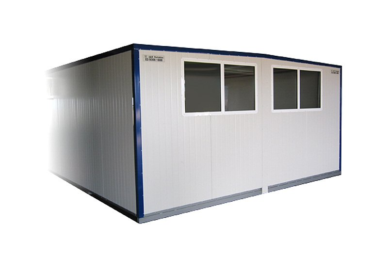 a and r portable building for sale