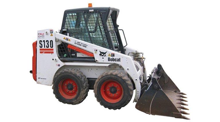 2 ton bobcat