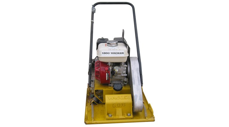 Compactor plate 90kg