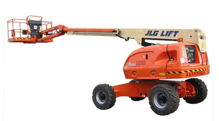 Boom lift 14.02m jlg 460sj