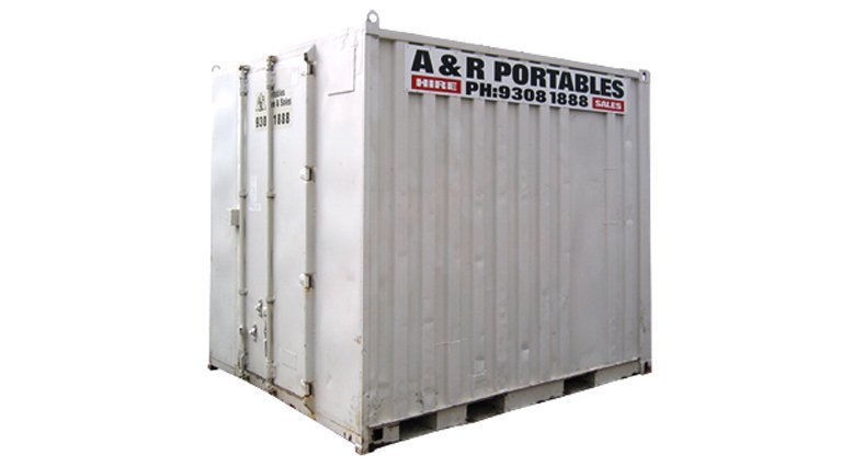 Shipping container 3.0m x 2.5m