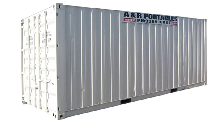 Shipping containers 6.0m x 2.5m
