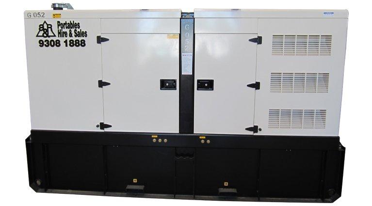 200 KVA Generator
