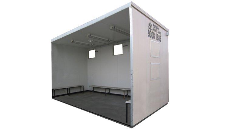 Portable building 4.8m  x 2.5m