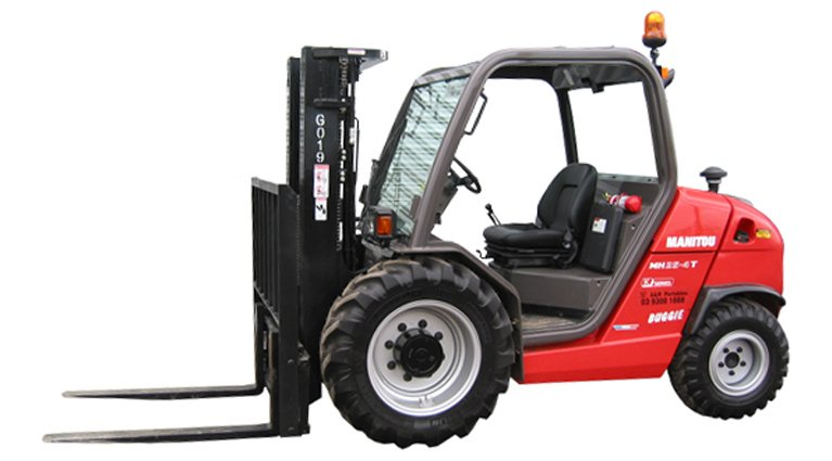 Forklift rough terrain buggie 2.5 ton
