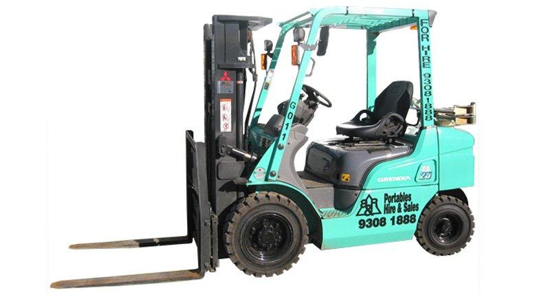 Forklift main image