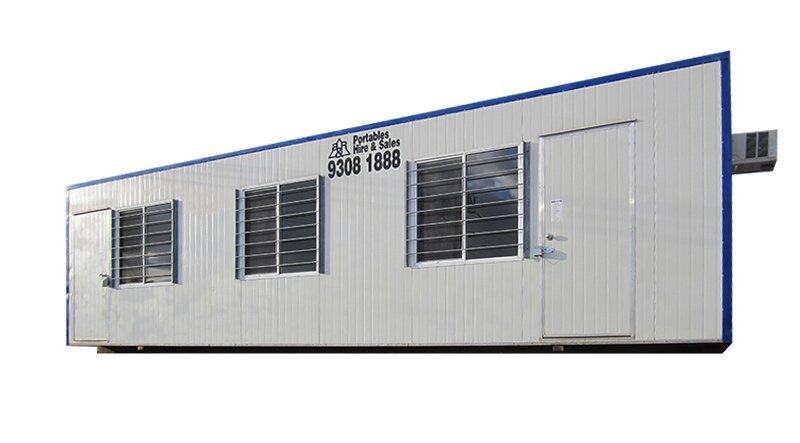 Portable building 9.0m x 3.0m