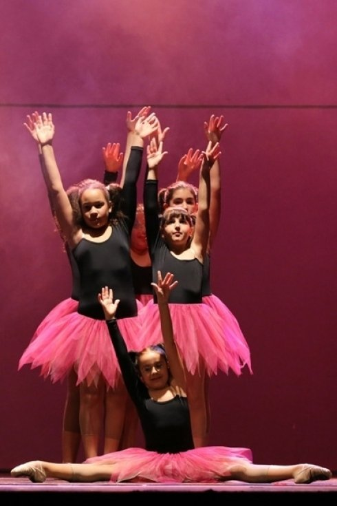 lezioni di ballo per bambine