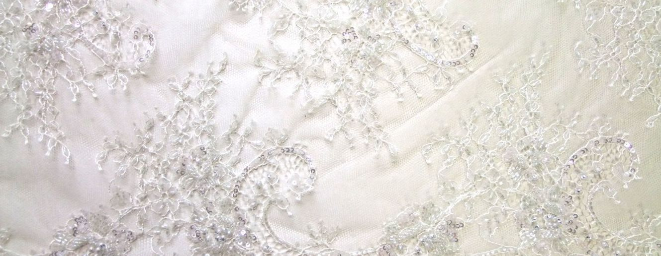 A close up of one of the great bridal accessories available in Pelmerston North