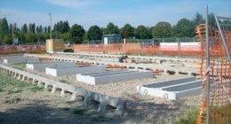 costruzione piste autolavaggio, costruzione edile, edilizia