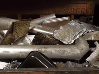 scarti metallici - rottamazione