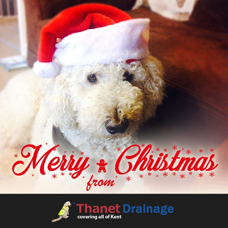 Merry Christmas from Thanet Drainage.....