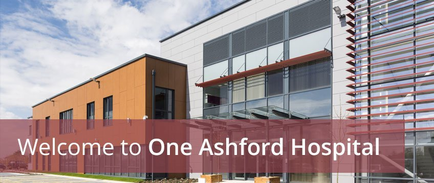 Feedback from The One Ashford Hosptial Quick Response