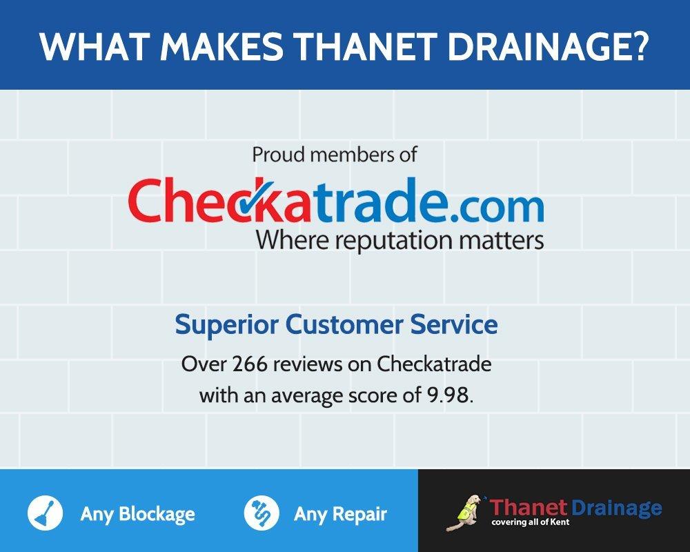 We believe in superior customer service.....