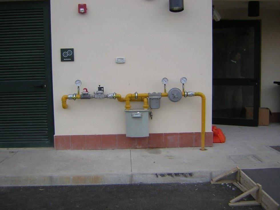 Impianto a Gas